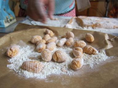 Perfecting the gnocchi